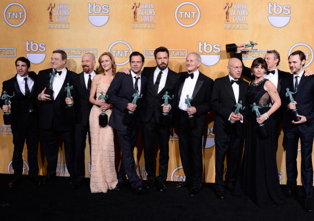 """ARGO"" Wins SAG Award for ""Outstanding Performance for a Cast in a Motion Picture"""