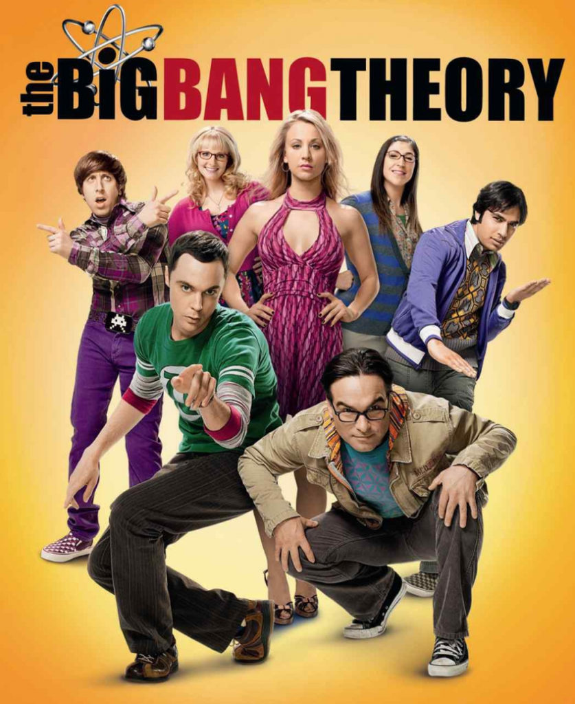 The Big Bang Cast