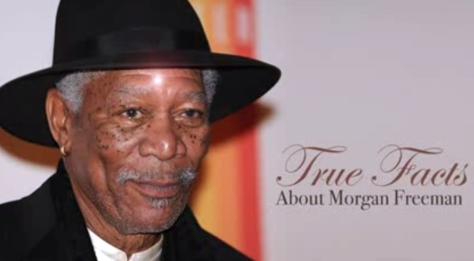 Morgan Freeman narrated his own Birth...