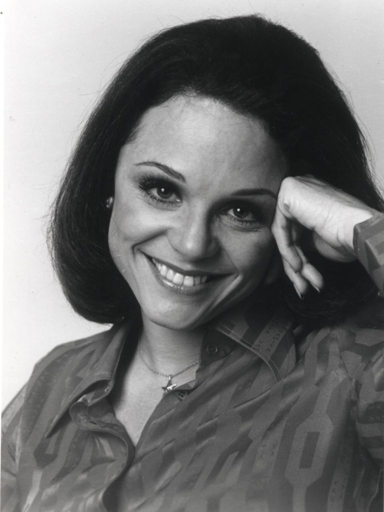 Actress Valerie Harper - 'Always every awkward girl's mentor'...