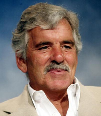 Chicago Cop turned Actor Dennis Farina... (Photo by Frederick M. Brown)