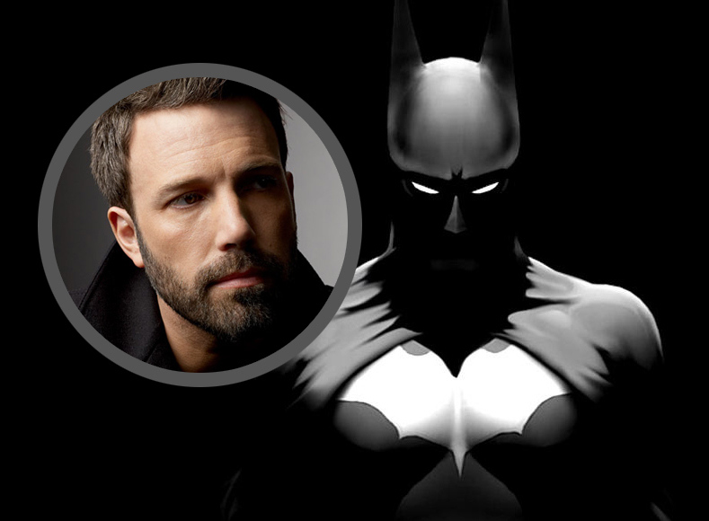 Academy Award Winning Actor/Director Ben Affleck Confirmed to Play Batman