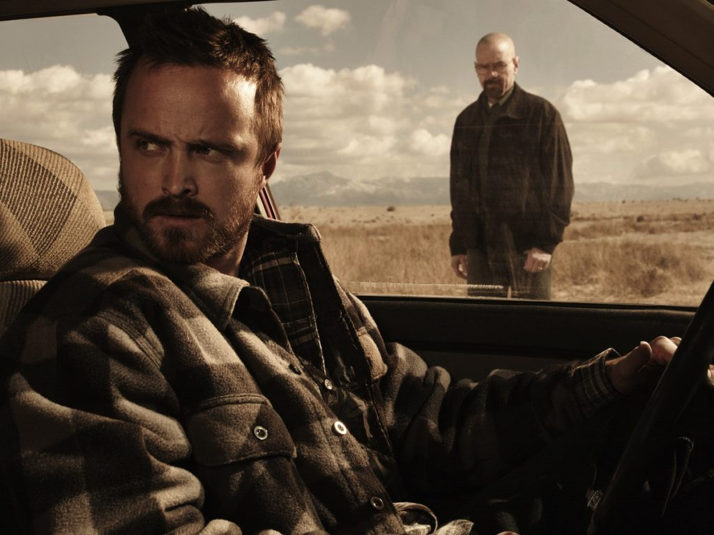 Jesse Pinkman (Aaron Paul) and Walter White (Bryan Cranston) have different perspectives in Season 6 of Breaking Bad