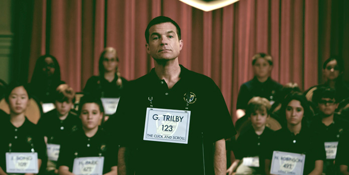 "Jason Bateman as a 40 year-old Spelling Bee contestant in his directorial debut ""Bad Words"""