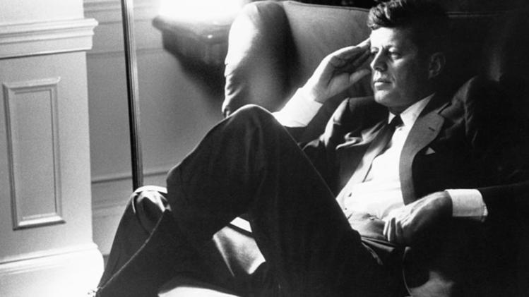 John Fitzgerald Kennedy (May 29, 1917 – November 22, 1963)