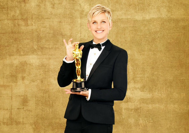 7 Years of Good Luck...? Ellen Degeneres Returns to Host The 2014 Academy Awards