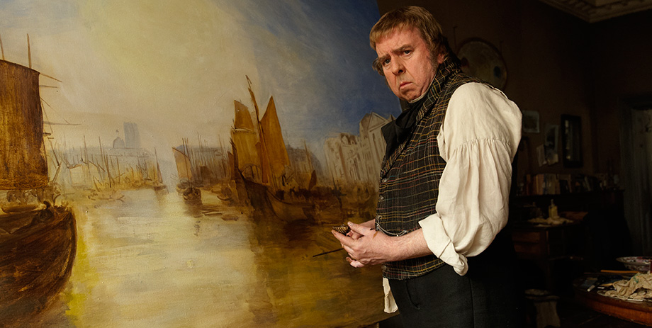 Go to Character actor Timothy Spall gets his own light in Mr. Turner, directed by Mike Leigh.