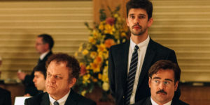 "Colin Farrell,  John C. Reilly, Ben Whishaw in ""The Lobster"" by Greek director  Yorgos Lanthimos"